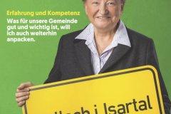 Susanna Tausendfreund – Pullach weiter in guten Händen!