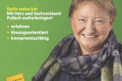 Susanna Tausendfreund – Kompetenz und Erfahrung für Pullach